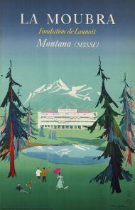 La Moubra, Montana (Suisse) - Fondation de Launoit