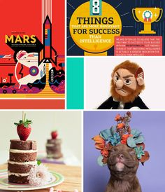 La Lilú: Finds & Faves Vol. 19. favorites, finds, links, friday links, week's links, photography, toys, recipe, design, travel, space, success, intelligence, flowers, Vincent Van Gogh, cake, chocolate