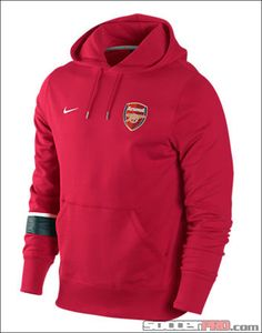 Nike Arsenal Core Hoody - Artillery Red...$59.99