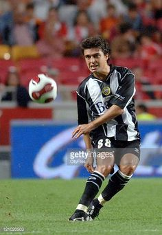 Bruno of Nacional da Madeira in action during the third round of a Portuguese League game between Nacional da Madeira and Benfica in Lisbon Portugal...