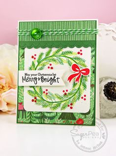 SugarSketch 34 | SugarPea Designs Clear Stamps