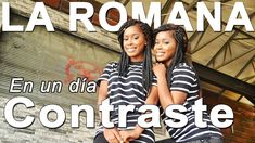 La Romana Contraste de dos momentos en un sólo día La Romana Dominican Republic, Youtube, Romans, Youtubers, Youtube Movies