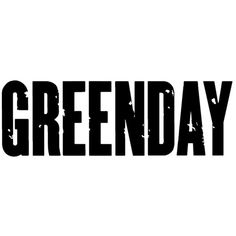 File Green Day (Logo).png ❤ liked on Polyvore featuring bands, fillers, music, quotes, backgrounds, text, phrase и saying