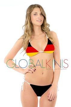 bikini flag world