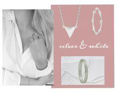 Silver & white #hvisk #hviskstylist #hviskcreate