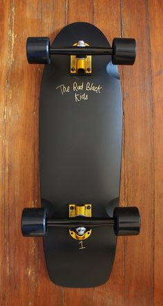 - Matte finish; - 100% weather protected finish; - Paris V2 Matte Black Trucks; - Ivory Grip Tape; - Bones Red's bearings; - 65* 51mm Wheels; - 32 inches deck, 8 inches wide; - One Tree Planted for ev