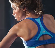 "New Balance Psyche, ""FABULOUS FRAMER II,"" designed for high impact activities. Ideal for C and D cups, this bra offers two-way motion control. You'll get compression support and encapsulation with an internal front frame, molded cups for shaping and support, a hook-and-eye back for a custom-like fit, and strong elastic band and double-layer side-frame panels for added stability. Don't forget the hidden stash pocket for your personal belongings."