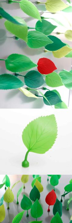 Leaf magnets #product_design Idee Diy, Gadgets And Gizmos, Leaf Art, Little Girl Rooms, Recycled Art, Product Design, Inventions, Einstein, Cool Things To Buy