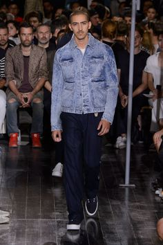 AMI Alexandre Mattiussi Spring Summer 2016 Primavera Verano #Menswear #Trends #Tendencias Moda Hombre - Paris Fashion Week - D.P.