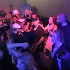 early celebrations  #purposetour2016 #justinbieber #purposeworldtour