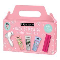 freeman face mask Freeman Magic of Masking Multi-Mask Kit Beauty Care, Beauty Skin, Freeman Face Mask, Foot Detox Soak, Face Mask Peel Off, Multi Masking, Skin Structure, Face Skin Care, Skin Care Masks
