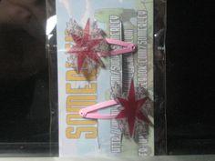 Twilight Sparkle Cutie Mark Hair Clip via Etsy