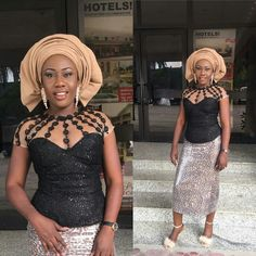 Aso ebi styles are moving at a pace and everyone wants a piece of it for their next wedding, nobody wants to look shabby, seem backward or old-fashioned at this… Net Blouses, Latest Aso Ebi Styles, Ankara Gowns, Next Wedding, African Lace, Lace Design, Looking Stunning, African Fashion, Asos