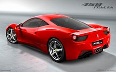 Ferrari has finally unveiled its replacement for the with the much-anticipated 458 Italia. The announcement of the new Ferrari 458 Italia, Ferrari Italia 458, Luxury Sports Cars, Sport Cars, Carros Ferrari, Maserati, Bugatti, Automobile, Ferrari Car, Ferrari 2017