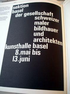 Typographie – Emil Ruder 1967 | Flickr - Photo Sharing!