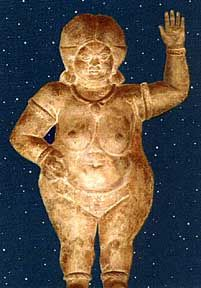 Baubo, the ancient Grecian goddess, is one of many wild goddesses of sacred sexuality