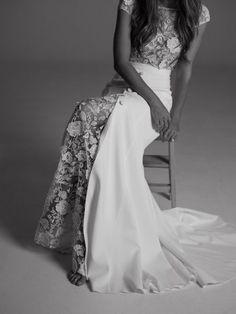 """Robes de mariée Rime Arodaky 2017 : une collection """"Mystical Love"""" Image: 28"""