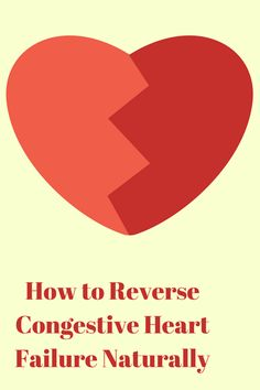 Blood Remedies How to Reverse Congestive Heart Failure Naturally - Supplements for Heart Disease. Magnesium, Ribose, Carnitine, and Natural remedies and home remedies for congestive heart failure. Cold Home Remedies, Natural Health Remedies, Natural Cures, Natural Healing, Herbal Remedies, Natural Treatments, Natural Oil, Natural Foods, Natural Products