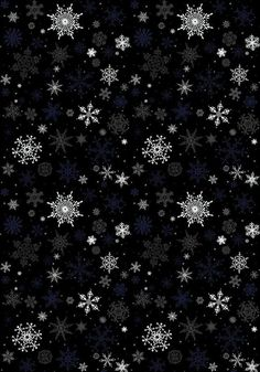 christmas snowflakes wallpaper