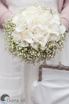 Bridal bouquet: September