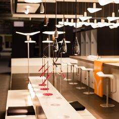 That's the DROP pendant lamp by LDM. Read more about there designs at our website!