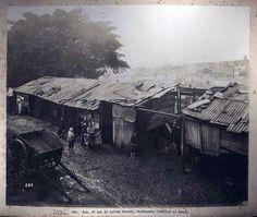 Stables in Paddington, Sydney 1900 From a series of images showing the areas in…