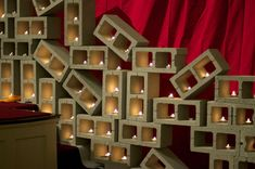 """A congregation deepens worship with collaborative visual displays"" installation at Tabernacle Baptist Church, Richmond VA"