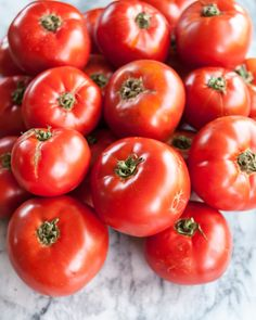 3 Best Ways to Peel a Bunch of Tomatoes