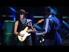 """▶ Buddy Guy - """"Let Me Love You Baby"""" [Live with Jeff Beck] [From Buddy's LP 'Damm Right, I've Got The Blues' 1991] ~ wonderful duo!!"""