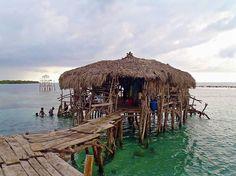 Floyd's Pelican Bar in St. Elizabeth, Jamaica