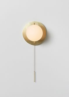 DSHOP is thrilled to welcome the new Signal Sconce by Workstead...