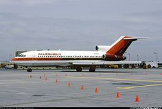 Boeing 727-22 - Allegheny Airlines | Aviation Photo #2361828 | Airliners.net