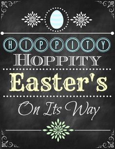 Every year when Easter rolls around I start humming 'Here Comes Peter Cottontail'. I think I only know one or two lines of the song. My f...