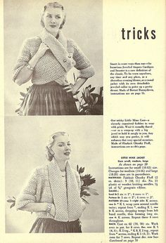 Amazing vintage pattern
