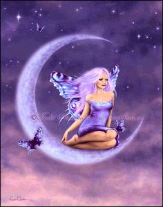Moon Fairy ♥