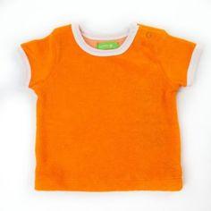 lily balou Shirt SS Jomme popsicle orange