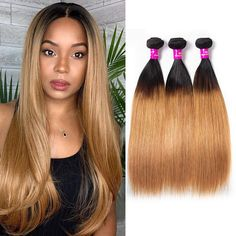 10 Ideas for Balayage on Straight Hair – Stylish Hairstyles Honey Blonde Hair Color, Blond Ombre, Hair Color For Black Hair, Ombre Hair, Balayage Straight Hair, Balayage Hair, Weekend Hair, Best Virgin Hair, Hair Quality