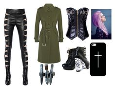 """""""The Assasin"""" by tica-ta ❤ liked on Polyvore"""