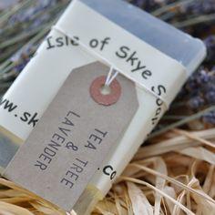 Tea Tree and Lavender Soap - Skye Soap Co