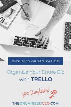 3 Free Trello Templates to organize your entire online business! These are perfect for service providers, coaches, consultants, virtual assistants, bloggers, podcasters, digital product creators, and course creators. Get the business dashboard, productivity planner, and systems and processes Trello boards today! Trello Templates, Business Dashboard, Business Organization, Online Entrepreneur, Virtual Assistant, Online Jobs, Coaches, Productivity, Online Business
