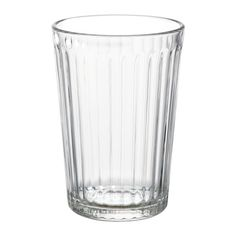 IKEA  VARDAGEN Glass Also suitable for hot drinks. Made of tempered glass, which makes the glass durable and extra resistant to impact.