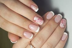 #manicure #french #women #original #ideas #sexuality #sensual  #glamur #girls #beauty #style #image #trendy Manicure, Nails, Beauty Style, The Originals, French, Image, Women, Ideas, Nail Bar