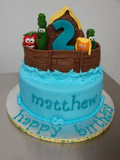 possible cake for friends son