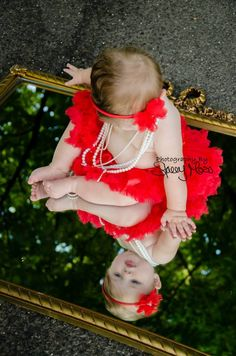 Newborn Photography - Benefits of Baby Photography Using Digital Props *** Visit the image link for more details. 6 Month Baby Picture Ideas, Baby Girl Pictures, Newborn Pictures, 6 Month Photos, Baby Girl Photography, Children Photography, Photography Ideas, Foto Newborn, Valentine Picture