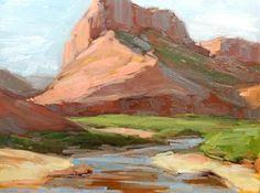 Laurel Daniel . Mountain Divide