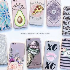 FOLLOW @milkywaycases @milkywaycases and get a matching case with your #bestie available for iPhones and Samsungs! #milkywaycases #iphonecase #samsungcase #henna #pizza #mandala #guacamole http://ift.tt/1eNIxny by nail.feed