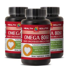 Omega 6 dha - OMEGA 8060 OMEGA-3 FATTY ACIDS - improve circulation (3 Bottles) >>> Want to know more, click on the image. (This is an Amazon Affiliate link and I receive a commission for the sales)