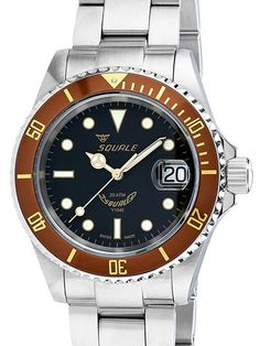 Squale 1545-Heritage Swiss Automatic Dive Watch