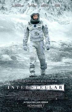 Interstellar è un film di fantascienza del 2014 scritto, diretto e prodotto da Christopher Nolan.  La pellicola si basa su un trattato del fisico teorico del California Institute of Technology Kip Thorne.