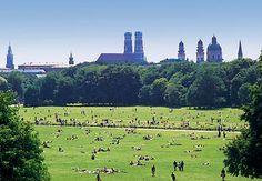 The English Garden - Munich, Germany